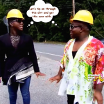 WATCH THIS! Derek J & Miss Lawrence Visit 'Chateau Sheree'… #RHOA [VIDEO]