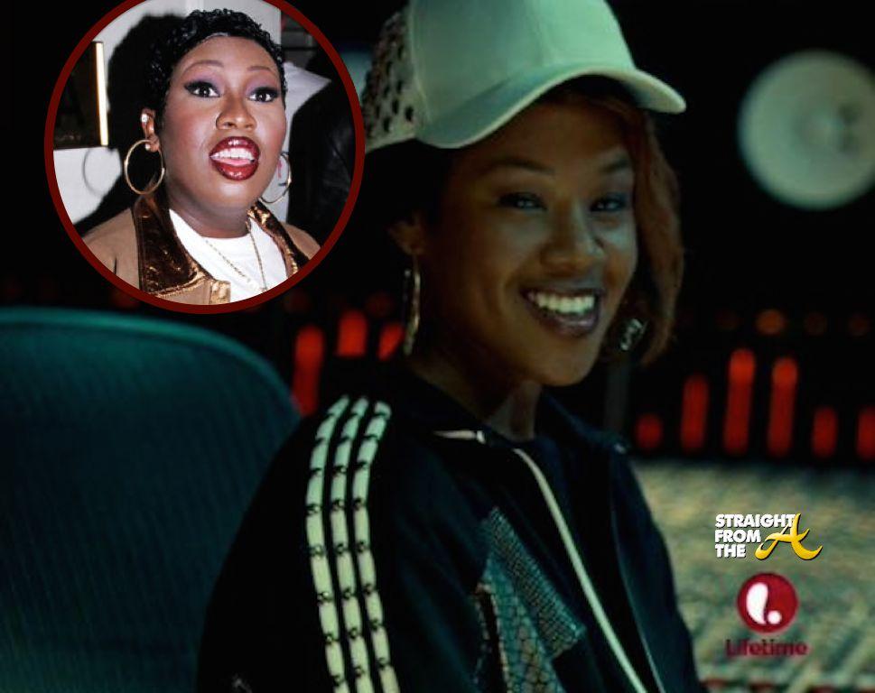 Missy Elliott     Aaliyah Lifetime MovieAaliyah And Missy Elliott