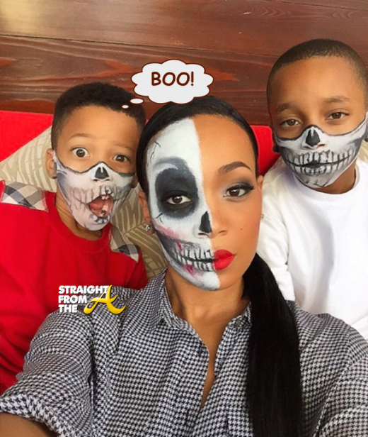Monica Brown and Sons - Halloween 2014 3