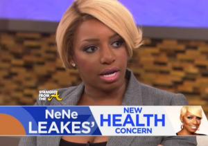 Nene Leakes Dr. Oz - StraightFromTheA 4