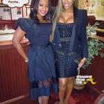 Shots Fired?? Phaedra Parks Calls Cynthia Bailey's 'Mean Girl' Act 'Unbecoming'… #RHOA