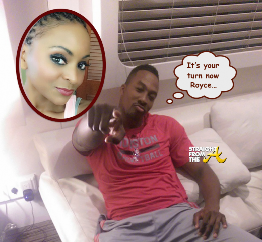 He Say/She Say: Royce Reed (Dwight Howard's Baby Mama) Suspected of Child Abuse + Her Online Response…