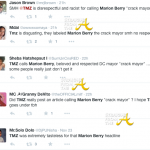 FOR DISCUSSION:  Should TMZ Apologize For Controversial Marion Barry 'Crack Mayor' Headline? Online Petition Started…