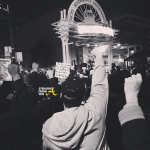 GUEST POST: #ShutItDownATL A Reader's Experience Protesting the #FergusonDecision in Atlanta… [PHOTOS]