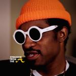 Outkast's André 3000 Plans T-Shirt Line From Jumpsuit Slogans… [PHOTOS + VIDEO]