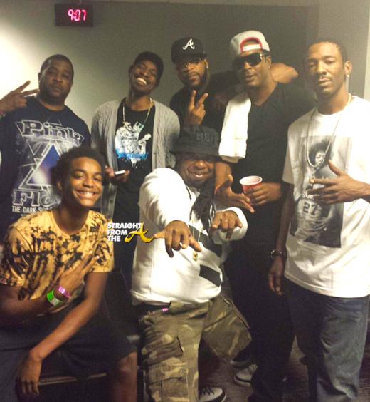 Butter, Andre 3000, Seven, Cheez, Lil Rod, C-Bone, Slimm Calhoun - StraightFromTheA