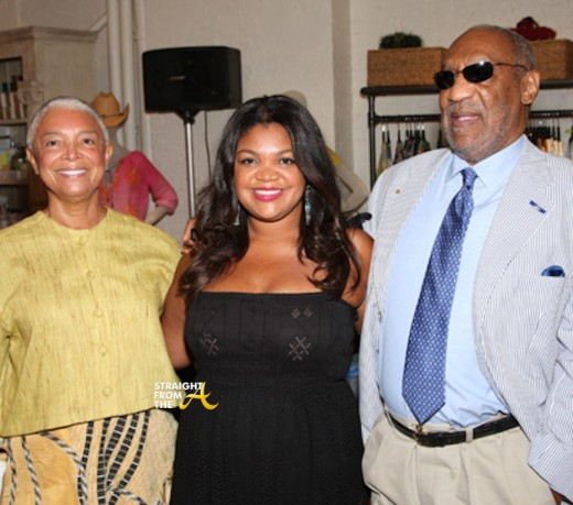 Bill Cosby's Wife Camille Breaks Silence + Daughter Evin Roasts Spelman's Decision to Suspend Cosby Program…
