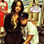 Instagram Flexin: Chris Brown Publicly Accuses Karrueche Tran of Creeping w/Drake Then Apologizes…
