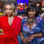 WATCH: #RHOA Cynthia Bailey & Bevy Smith on 'Watch What Happens LIVE!' [PHOTOS + VIDEO]