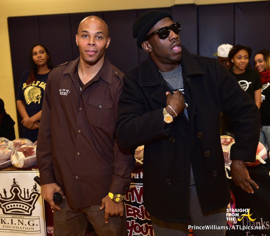 DJ MLK and Young Dro