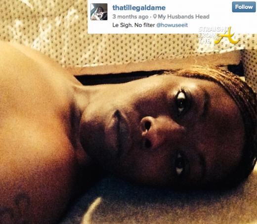 Darshelle Usher Instagrams - StraightFromTheA 4