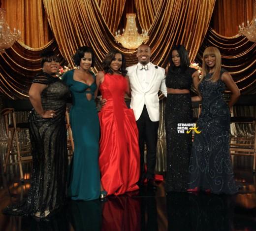 Hollywood Divas Reunion - Carlos King - StraightFromtheA
