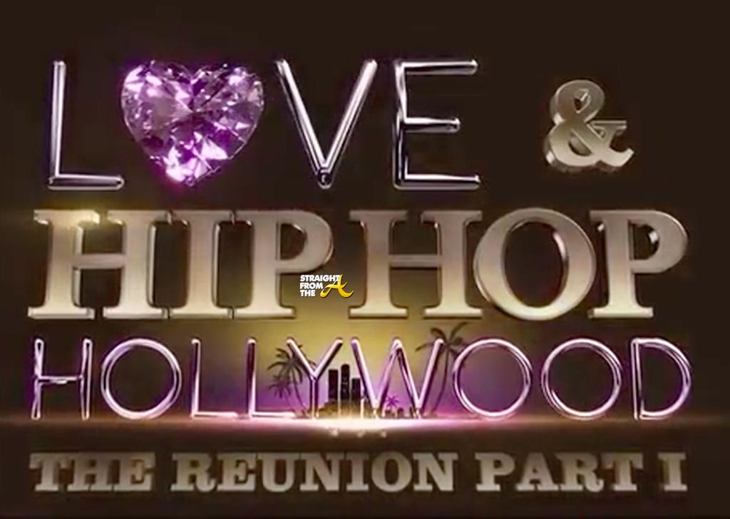 LHHHollywood Reunion Part 1 - StraightFromTheA