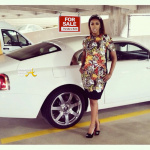 FOR SALE! Porsha Williams' $300,000 Rolls Royce… [PHOTOS] #RHOA