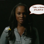 PSA: City of Atlanta's 'Take a Stand' Campaign ft. Tika Sumpter & Gabrielle Union…  [VIDEO]