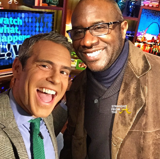 Andy Cohen Roger Bobb
