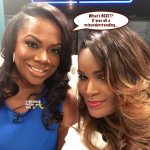 What's Beef? Kandi Burruss Clears The Air About Tameka Raymond 'Misunderstanding'…