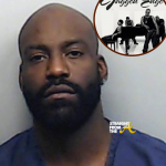 Mugshot Mania – Kyle Norman (Jagged Edge) Arrested After Shoving Engagement Ring Down Fiancee's Throat…