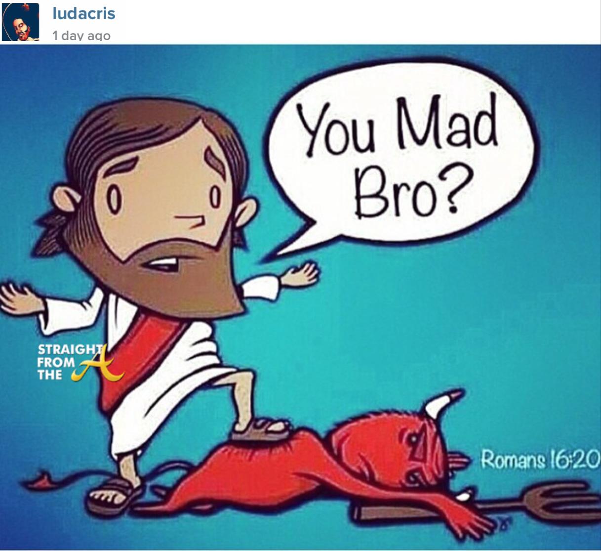 Ludacris StraightFromTheA