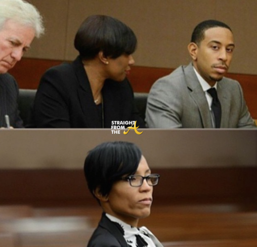 Ludacris' Custody Judge Calls Decision a 'Win-Win' + Tamika Fuller Issues Statement… [VIDEO]