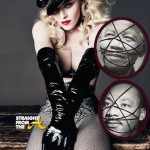 WTF?!? Madonna 'Defaces' Photos of Dr. Martin Luther King & Mandela & Explains Via Facebook… (PHOTOS)