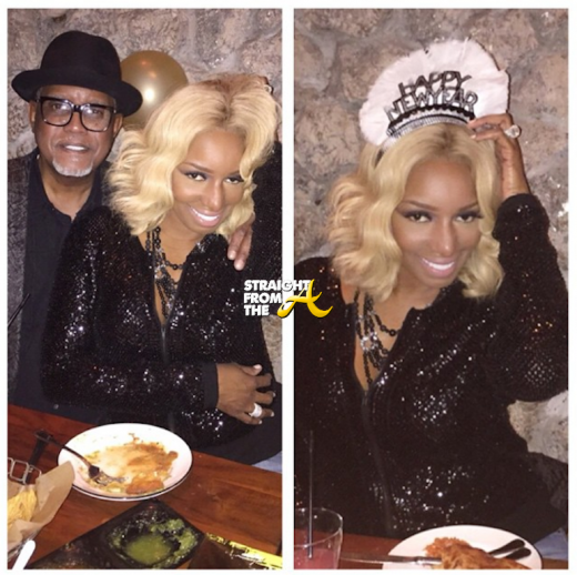 Nene Gregg Leakes - New Years 2015