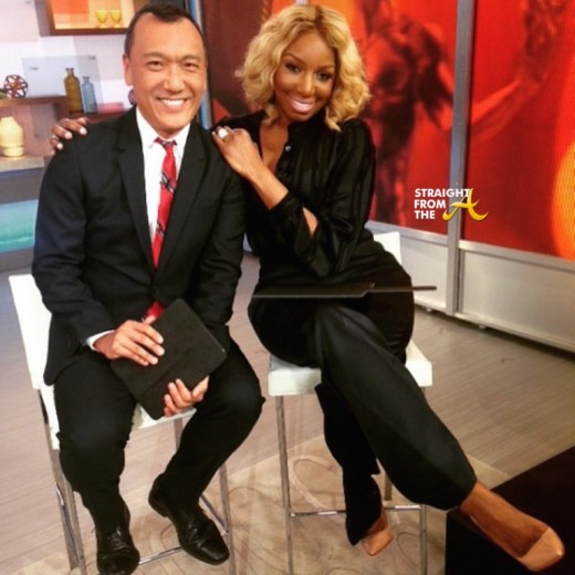 #RHOA Nene Leakes Talks Fashion on 'Good Morning America'… (PHOTOS + VIDEO)