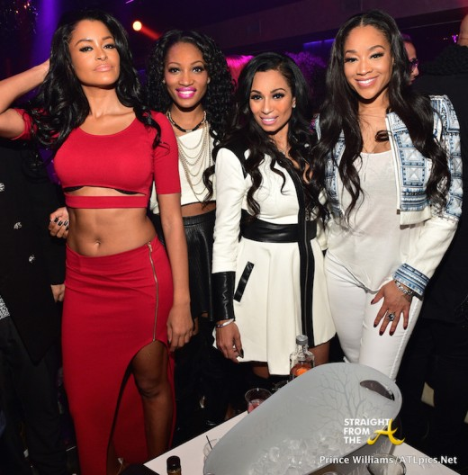 Quick Pics: Keri Hilson, Omarion, Mimi Faust, Claudia Jordan & More Party & Privè… (PHOTOS)