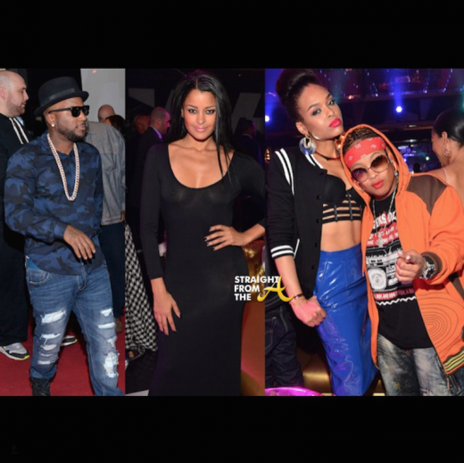 Party Pics - Jeezy, Claudia, Demetria, DaBrat