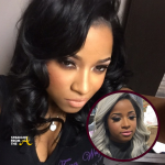 New 'Doo Alert! Toya Wright Goes Gray (On Purpose)… [PHOTOS]