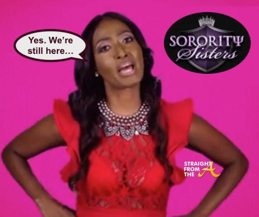 adrene ashford - sorority sisters