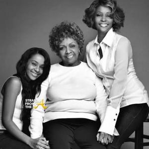 Bobbi Kristina Cissy Houston Whitney Houston