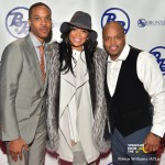 Monica, Shannon Brown & #RHOA Demetria McKinney at Bronner Brothers LIVE After Dark…