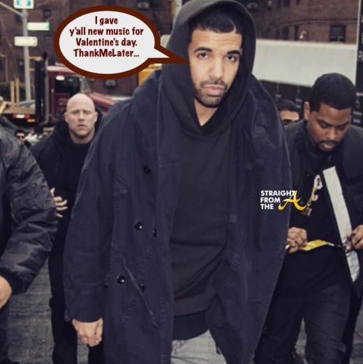 Drake StraightFromTheA
