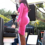Fan Mail: Please Revisit Kenya Moore's Fake Butt… [THROWBACK PHOTOS]