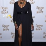 #RHOA Nene Leakes Walks Runway for Naomi Campbell's 'Fashion For Relief'… [PHOTOS + VIDEO]