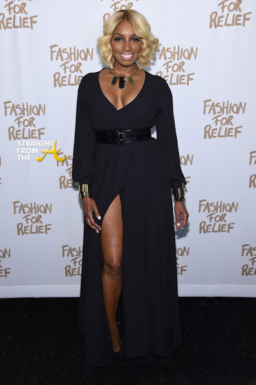 Nene Leakes for Fashion For Relief 2015-2