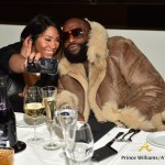 Boo'd Up: Rick Ross & Ming Lee at Ross' Private Birthday Dinner… [PHOTOS]