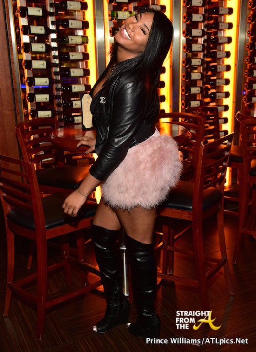 Boo D Up Rick Ross Amp Ming Lee At Ross Private Birthday