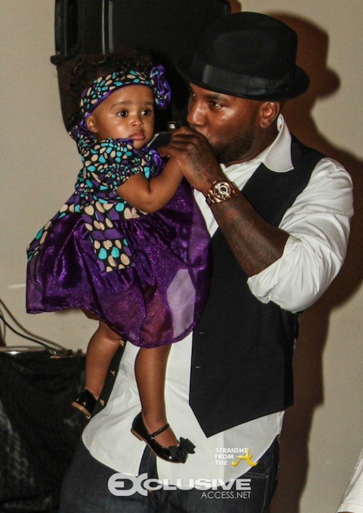 Celebrity Kids: Young Jeezy Celebrates Daughter's 1st Birthday… [PHOTOS]