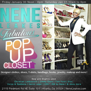 nene pop up closet flyer