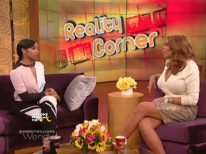 Toya Wright Wendy Williams 2015