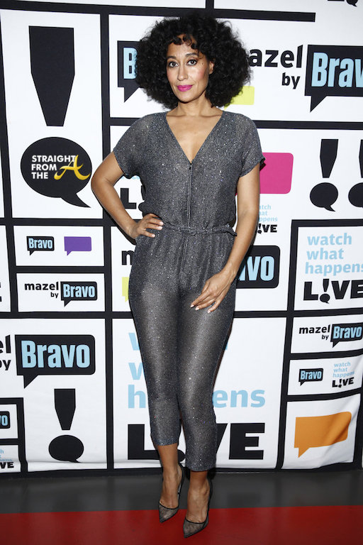 Tracee Ellis Ross watch what happens live