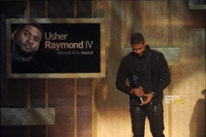 Usher BET Honors 2015