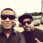 Chris Tucker & Ice Cube Celebrate 20th Anniversary of 'Friday' + Ice Cube Makes Special Announcement… (VIDEO)