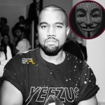 On Blast! Hacker Group 'Anonymous' Issues Warning to Kanye West… [VIDEO]