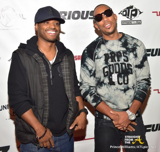 Ludacris Furious 7 Screening - SFTA-22
