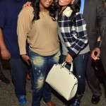 Quick Pics: Monica Brown Visits Mia X's New Orleans Restaurant… [PHOTOS]