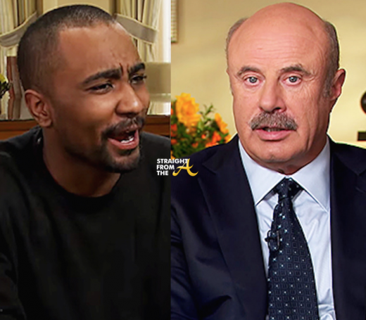 Nick Gordon Dr. Phil