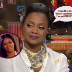 On Blast! Phaedra Parks Outs Kenya Moore's 'Affair' With Apollo Nida…